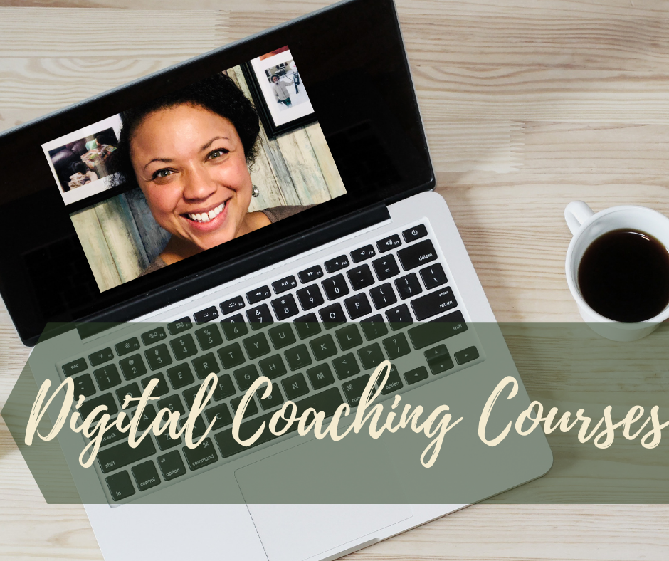 Self-paced Digital Coaching Courses