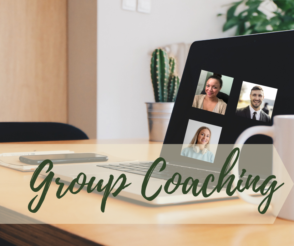 Live Group Coaching
